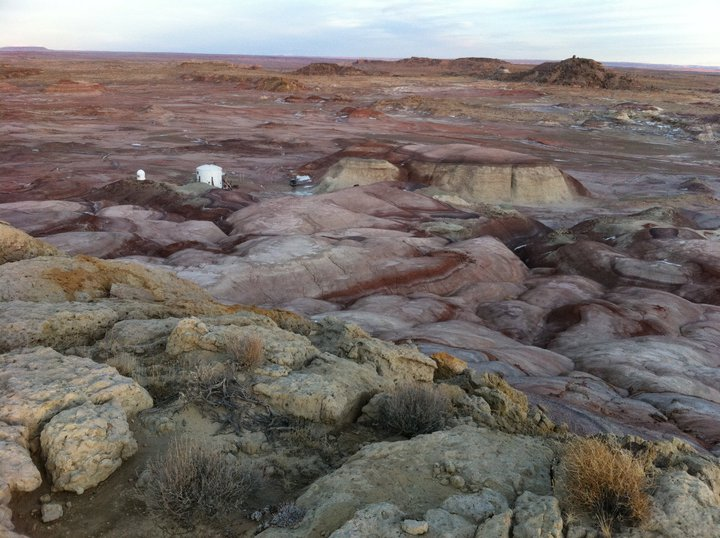 First Mission to MDRS, January 2011